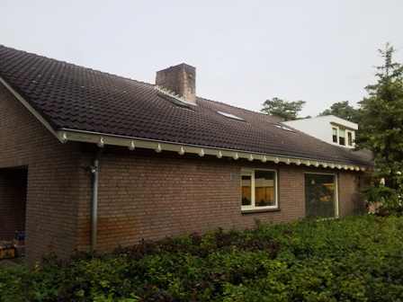 Warmtepomp plaatsen bestaande woning